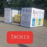 Atentie! Cele 12 puncte pentru colectare deseuri reciclabile s-au inchis
